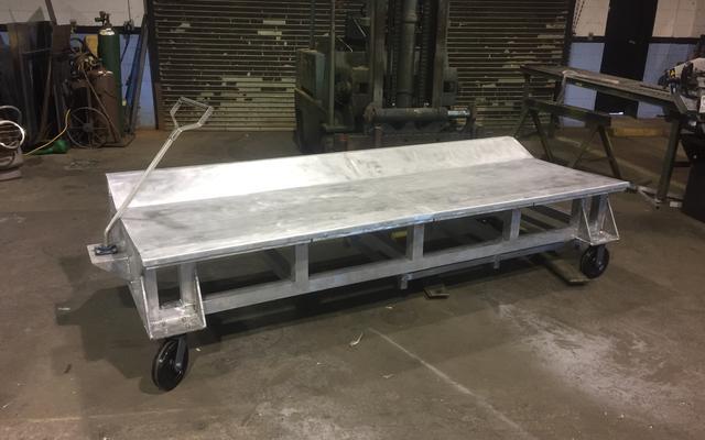 Aluminum Cart